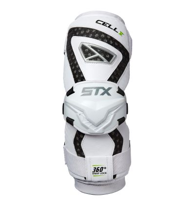 Cell V Arm Guard Front White