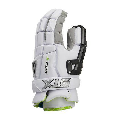 Cell V Goalie Gloves Front White