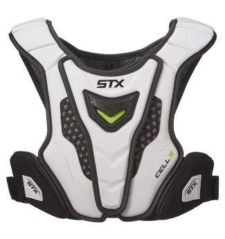 STX Cell IV shoulder pad liner front