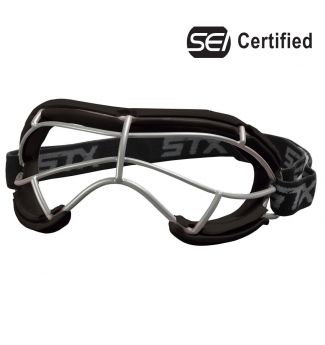 STX Lacrosse 4Sight+ S Adult Goggle