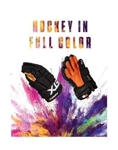 Colored Palm Glove