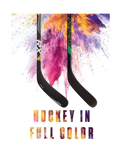 Limited Edition Colored Sticks