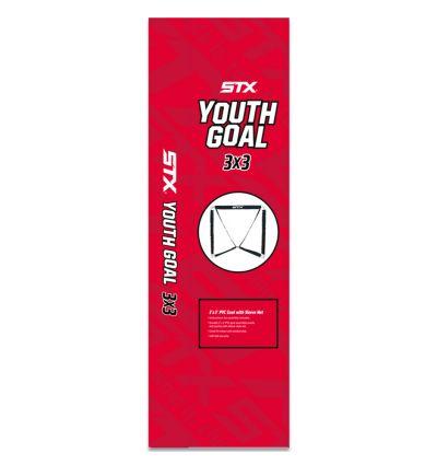 STX Lacrosse Youth Mini Goal 3X3