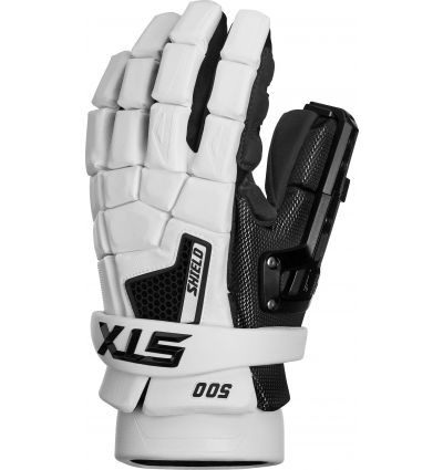 STX Lacrosse Shield 500 Goalie Gloves