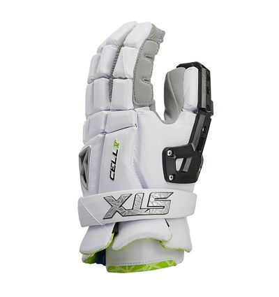 Cell V Goalie Gloves Front White
