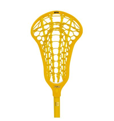 Crux Pro with ProForm Pocket Yellow Front View