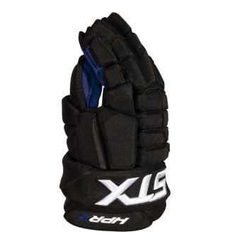 Stallion HPR 2 Ice Hockey Glove - Royal Blue Palm