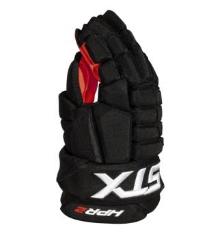 Stallion HPR 2 Ice Hockey Glove - Red Palm