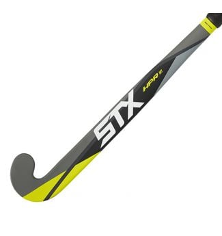 STX Stallion HPR 101, 2018 Field Hockey Stick, 35 inches, Black and Yellow