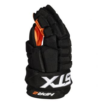 Stallion HPR 2 Ice Hockey Glove - Orange Palm