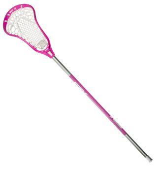STX Lacrosse Crux 100 Complete Stick