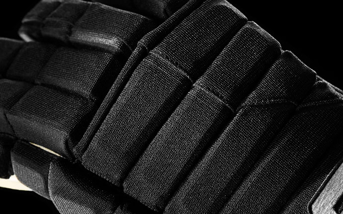 4-Roll Back of Glove