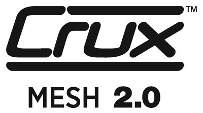 Crux Mesh 2.0 Logo