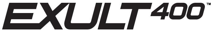 STX exult 400 lacrosse stick logo
