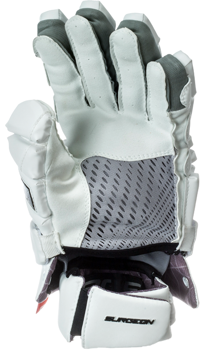 palm view of the surgeon 700 stx mens ice hockey glove