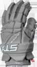 grey colorway of the surgeon 700 stx mens ice hockey glove
