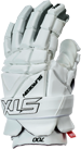 white colorway of the surgeon 700 stx mens ice hockey glove