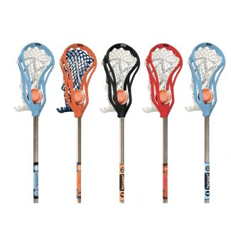 STX Lacrosse College Mini Power Fiddlestx with Aluminum Handle