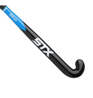 STX RX 101 Field Hockey Stick, 34 inches, Black and Blue