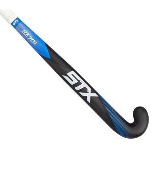 STX RX 701 Field Hockey Stick, 36.5 inches, Black and Blue