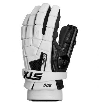 STX Lacrosse Shield 500 Goalie Gloves