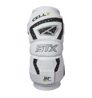 Cell V Arm Pad Front White