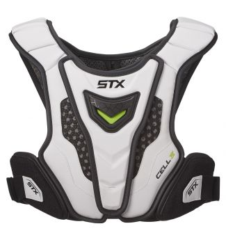 STX Cell IV shoulder pad liner front