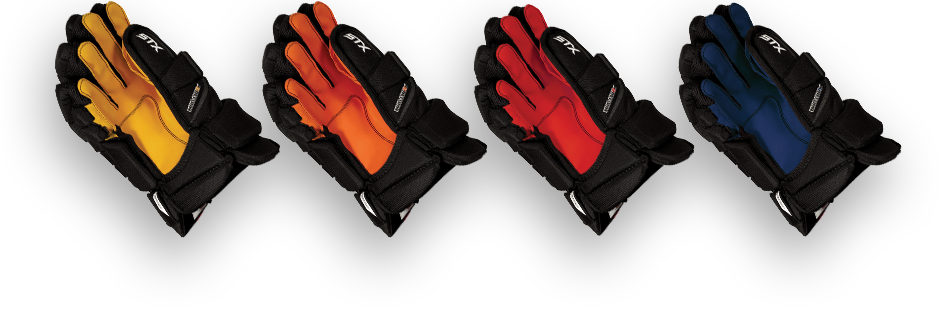 Glove color options